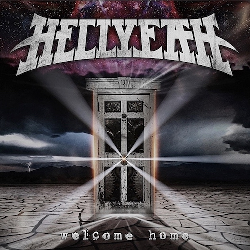 Hellyeah - Welcome Home - Cover