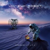 Lonely Robot - Under Stars - CD-Cover