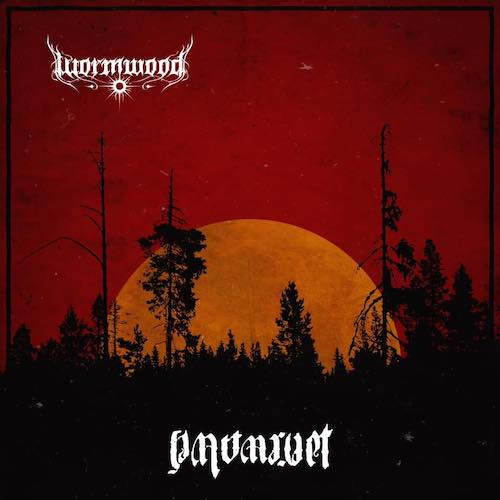Wormwood - Nattarvet - Cover