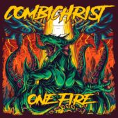 Combichrist - One Fire - CD-Cover