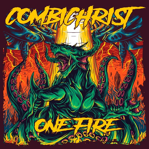 Combichrist - One Fire - Cover
