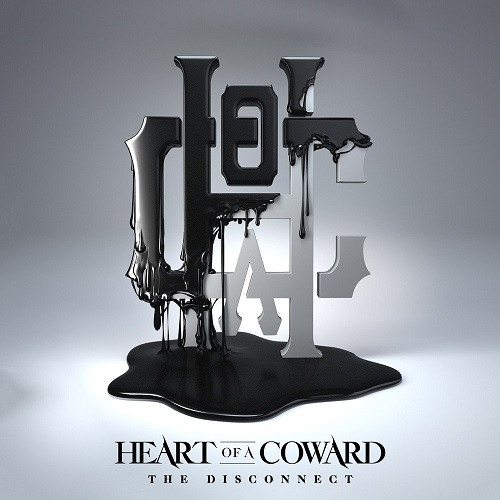 Heart Of A Coward - The Disconnect - Cover