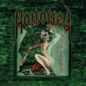 Hollowed - Shattered (EP) - CD-Cover