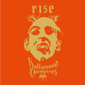Hollywood Vampires - Rise - CD-Cover