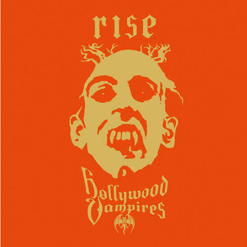Hollywood Vampires - Rise - Cover