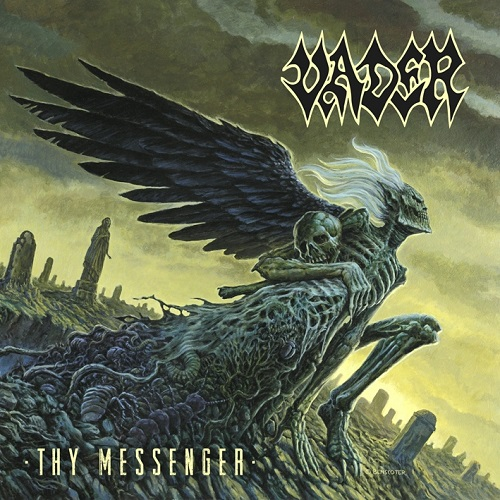 Vader - Thy Messenger (EP) - Cover