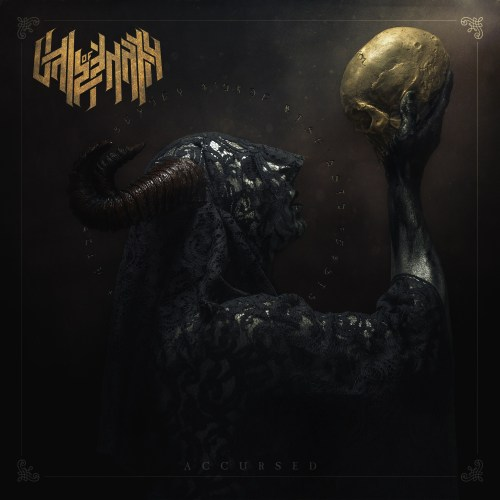 Vale Of Pnath - Accursed (EP) - Cover