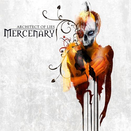 Mercenary - Architects Of Lies - Cover