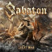 Sabaton - The Great War - CD-Cover