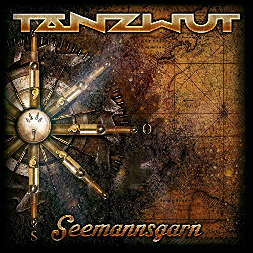 Tanzwut - Seemansgarn - Cover
