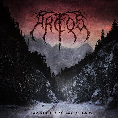 Arctos - Beyond The Grasp Of Mortal Hands - Cover