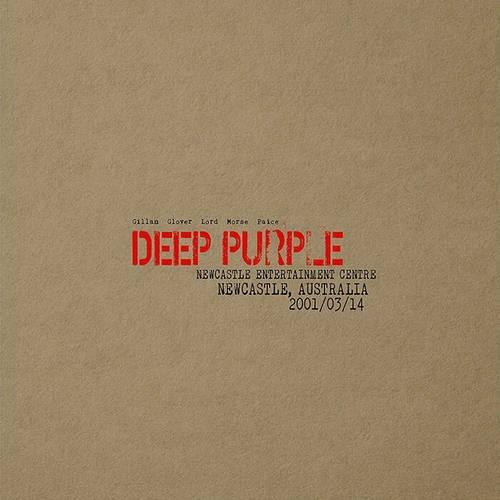 Deep Purple - Live In Newcastle 2001 - Cover