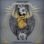 Louise Lemón  - A Broken Heart Is An Open Heart - CD-Cover