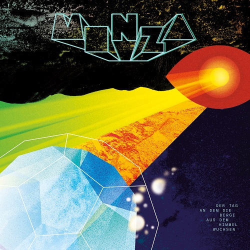 Monza - Der Tag an dem die Berge aus dem Himmel wuchsen - Cover