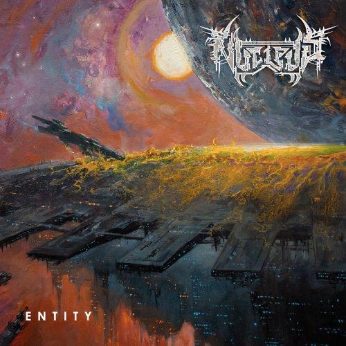 Nucleus - Entity - Cover