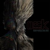 O.R.k. - Ramagehead - CD-Cover