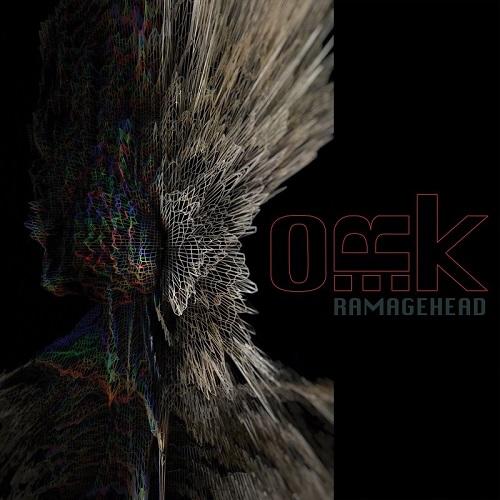 O.R.k. - Ramagehead - Cover