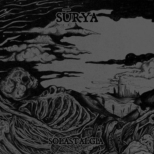 Sūrya - Solastalgia - Cover