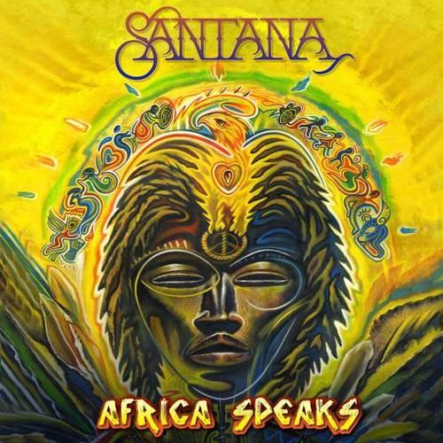 Santana - Africa Speaks - Cover