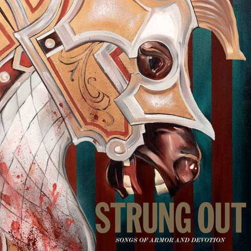 Strung Out - Songs Of Armor And Devotion - Cover