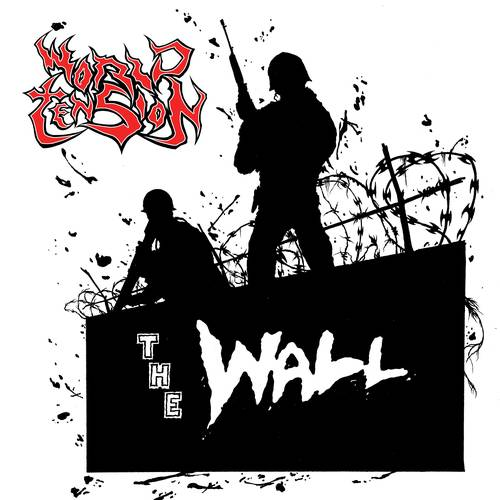 World Tension - The Wall (EP) - Cover