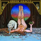 Green Oracle - Green Oracle - CD-Cover