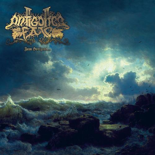 Antigone's Fate - Zum Horizont... - Cover