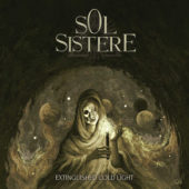 Sol Sistere - Extinguished Cold Light - CD-Cover