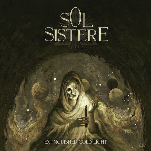 Sol Sistere - Extinguished Cold Light - Cover