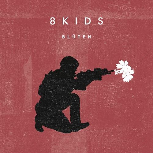 8Kids - Blūten - Cover