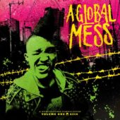 Various Artists - A Global Mess Vol. One: Asia - CD-Cover
