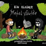 Cover - Alistration – Ein kleiner Metal-Guide – Schwermetallische Cartoons