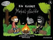 Alistration - Ein kleiner Metal-Guide – Schwermetallische Cartoons - CD-Cover