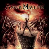 Anger Machine - Trail Of The Perished - CD-Cover