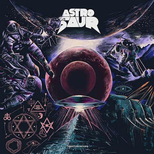 Astrosaur - Obscuroscope - Cover