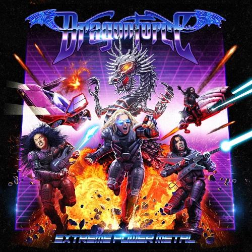 """Das Cover des Dragonforce-Albums """"Extreme Power Metal"""""""