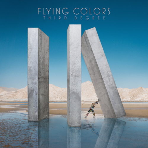 """Das Cover des Flying Colors-Albums """"Third Degree"""""""