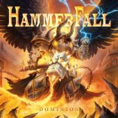 Hammerfall - Dominion - CD-Cover