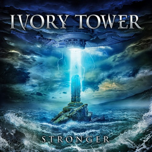 "Das Cover des Ivory Tower-Albums ""Stronger"""