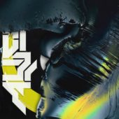 Northlane - Alien - CD-Cover