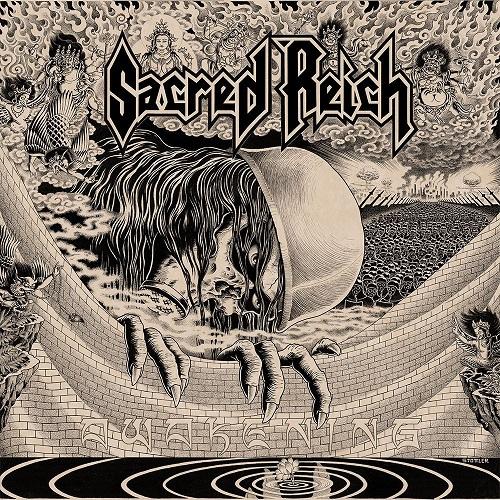 Sacred Reich - Awakening - Cover