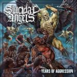 Cover - Suicidal Angels – Years Of Aggression