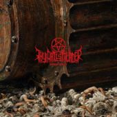 Thy Art Is Murder - Human Target - CD-Cover