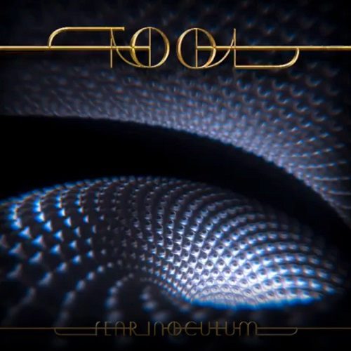 Tool  - Fear Inoculum - Cover