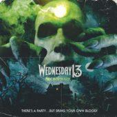 Wednesday 13 - Necrophaze - CD-Cover
