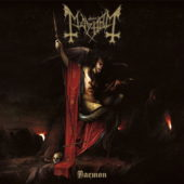 Mayhem - Daemon - CD-Cover