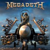 Megadeth - Warheads On Foreheads - CD-Cover
