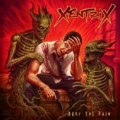 Xentrix - Bury The Pain - CD-Cover