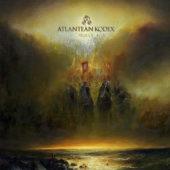 Atlantean Kodex - The Course Of Empire - CD-Cover