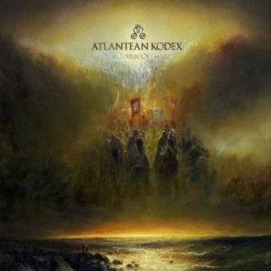 Atlantean Kodex - The Course Of Empire - Cover
